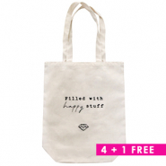 Combi deal 3 | bolso canvas 4 + 1 gratis