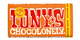 Barra de chocolate Tony's Chocolonely